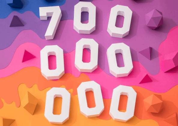Instagram enregistre 700 millions d'abonnés