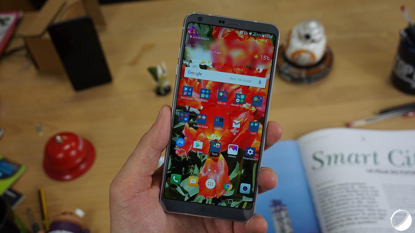 🔥 Soldes : seulement 455 euros pour le LG G6 sur Amazon Italie, livrable en France