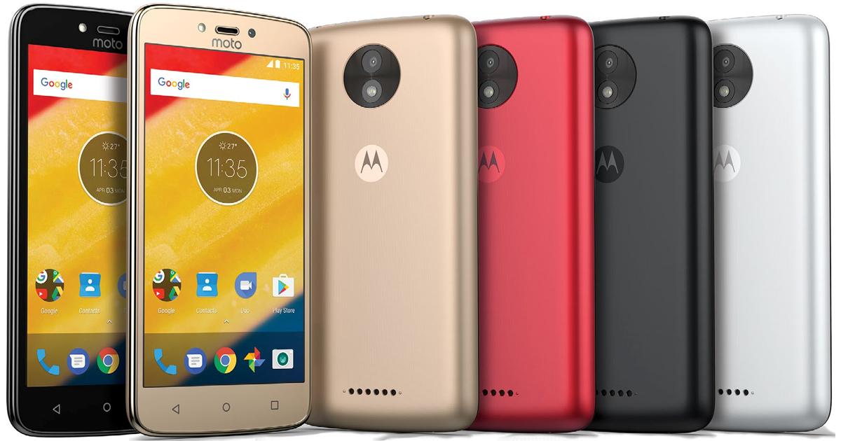 Tech'spresso : Motorola Moto C, le gyroscope faille de sécurité et du retard pour Bixby