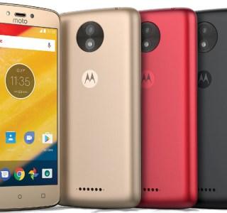 Motorola Moto C : futurs champions d'autonomie