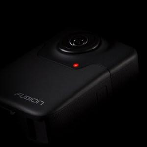 GoPro Fusion : une action cam sphérique 5,2K pour les sportifs