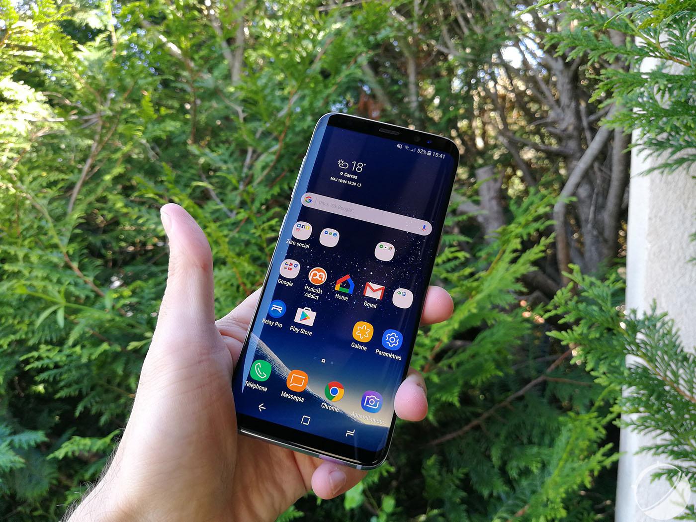 Samsung Galaxy S8 (Plus) : déjà un recovery pour flasher des fichiers