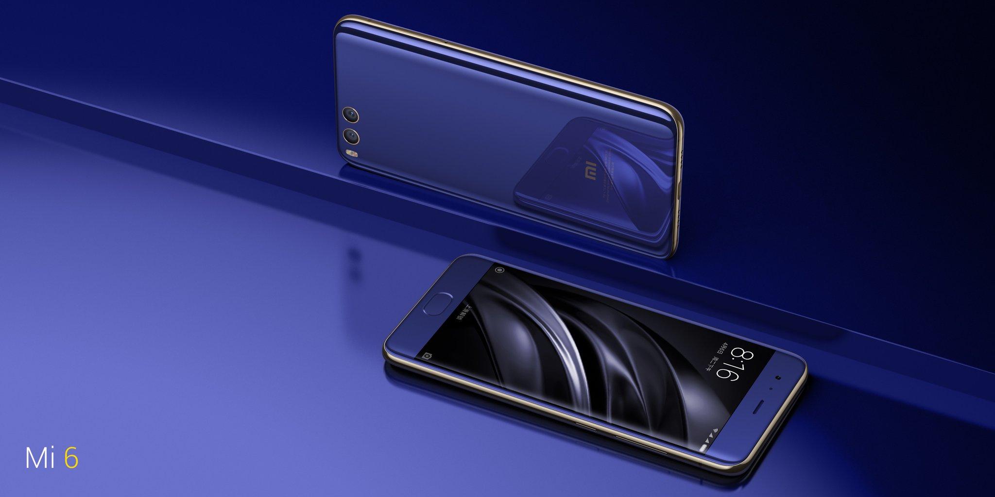 Voici le Xiaomi Mi 6, le nouveau flagship killer chinois