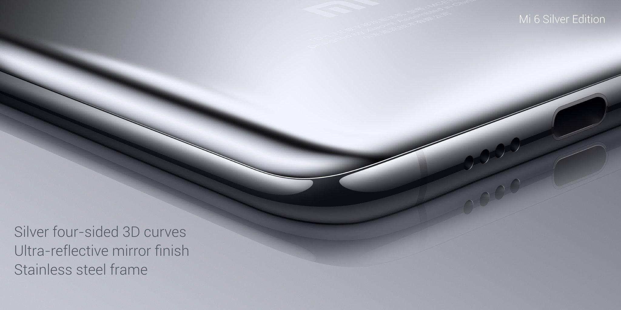 Xiaomi Mi 6 : le fabricant explique l'absence de prise jack