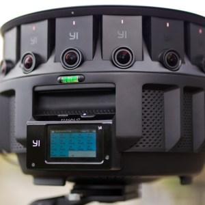 Yi Halo : le système à 17 action-cams adopté par Google