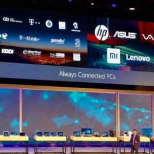 4G : des PC Windows 10 «always connected» livrés avec une SIM universelle