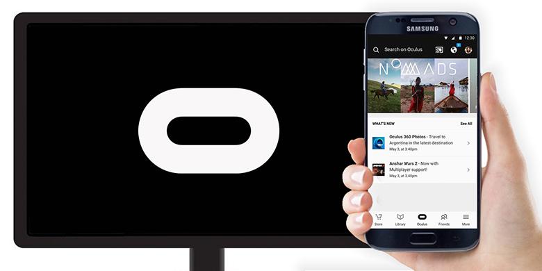 Samsung Gear VR est désormais compatible Chromecast