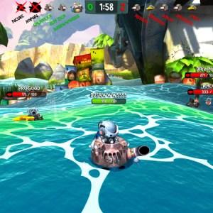 L'éditeur derrière Angry Birds lance un MOBA, Battle Bay