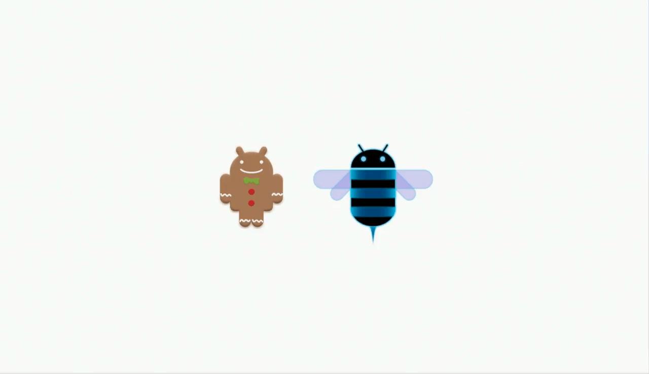 Google envoie définitivement Gingerbread et Honeycomb à la retraite