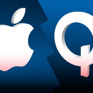 Qualcomm accuse Apple d'avoir violé ses secrets et de les avoir partagés avec un autre fournisseur