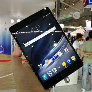 L'Asus ZenPad 3S 8.0 se montre au Computex, une alternative à l'iPad Mini ?