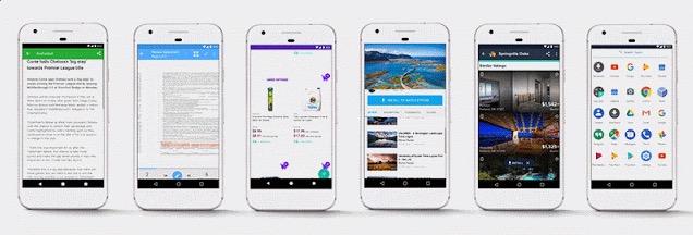 Instant Apps : lancez des applications instantanément depuis internet