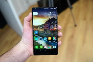 Test du Xiaomi Mi Mix : que vaut le pionnier du borderless ?