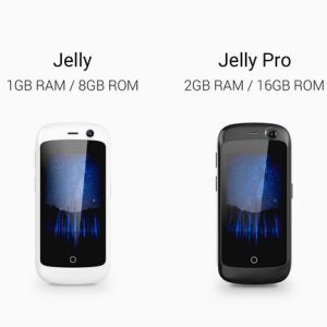 Ce smartphone de 2,45 pouces tourne sous Android 7.0 Nougat
