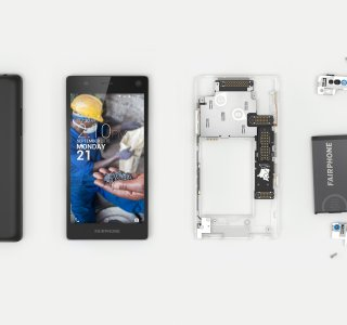 Exclusif : le futur Fairphone 3, plus compétitif, se dévoile