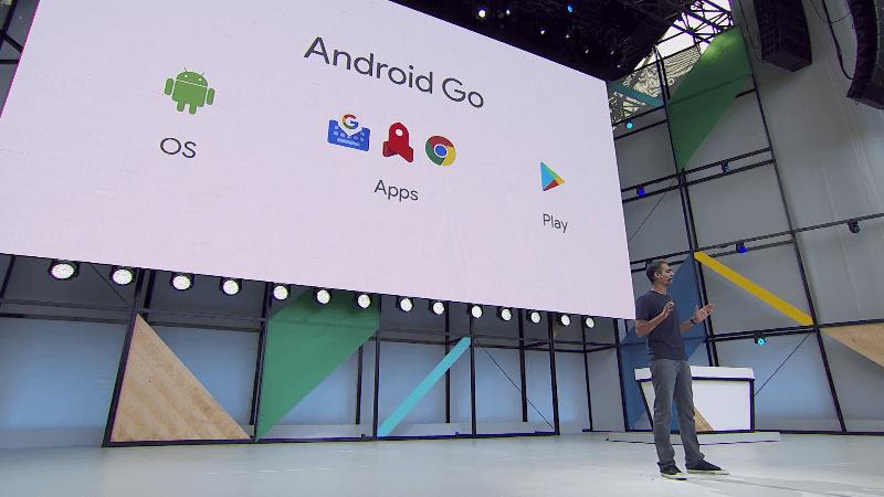 Android Go : une version allégée d'Android pour des smartphones moins chers