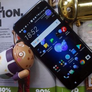 HTC U11 Plus (Ocean Master) : sa fiche technique apparait sur GFXBench