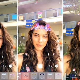 Instagram : devinez quelle nouvelle idée a été volée à Snapchat (spoiler : les filtres)