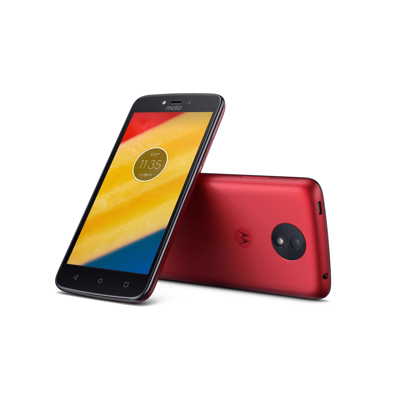 Motorola Moto C et Moto C Plus : petits prix et petites caractéristiques