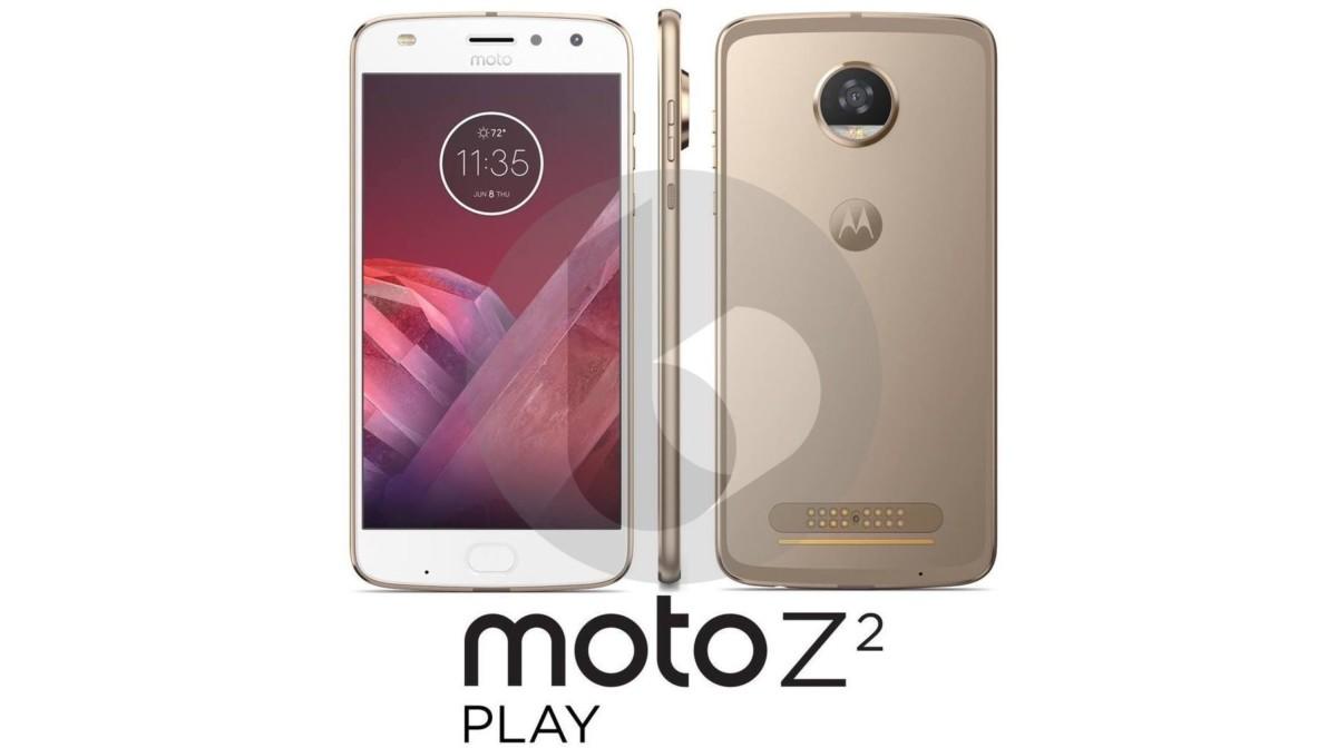 Lenovo confirme la batterie en baisse du Moto Z2 Play