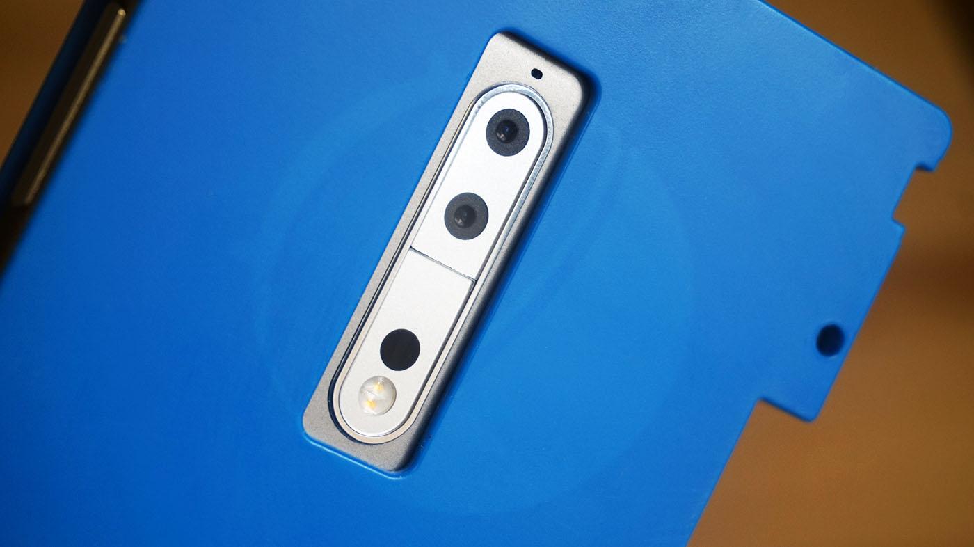 Exclusif : On a essayé le Nokia 8 avant sa présentation, impressions et caractéristiques