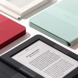 Nolim : le concurrent d'Amazon Kindle et de Kobo mise sur le design