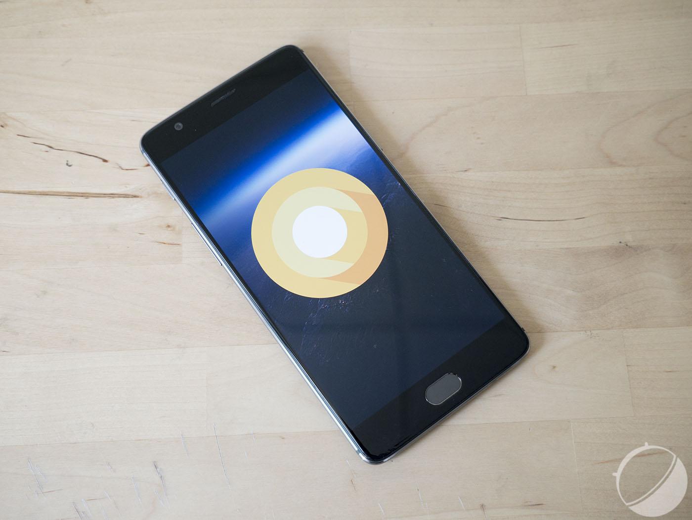 Android O arrivera sur les OnePlus 3 et 3T dans l'année
