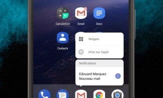 Quels changements pour le Pixel Launcher sur Android O ?