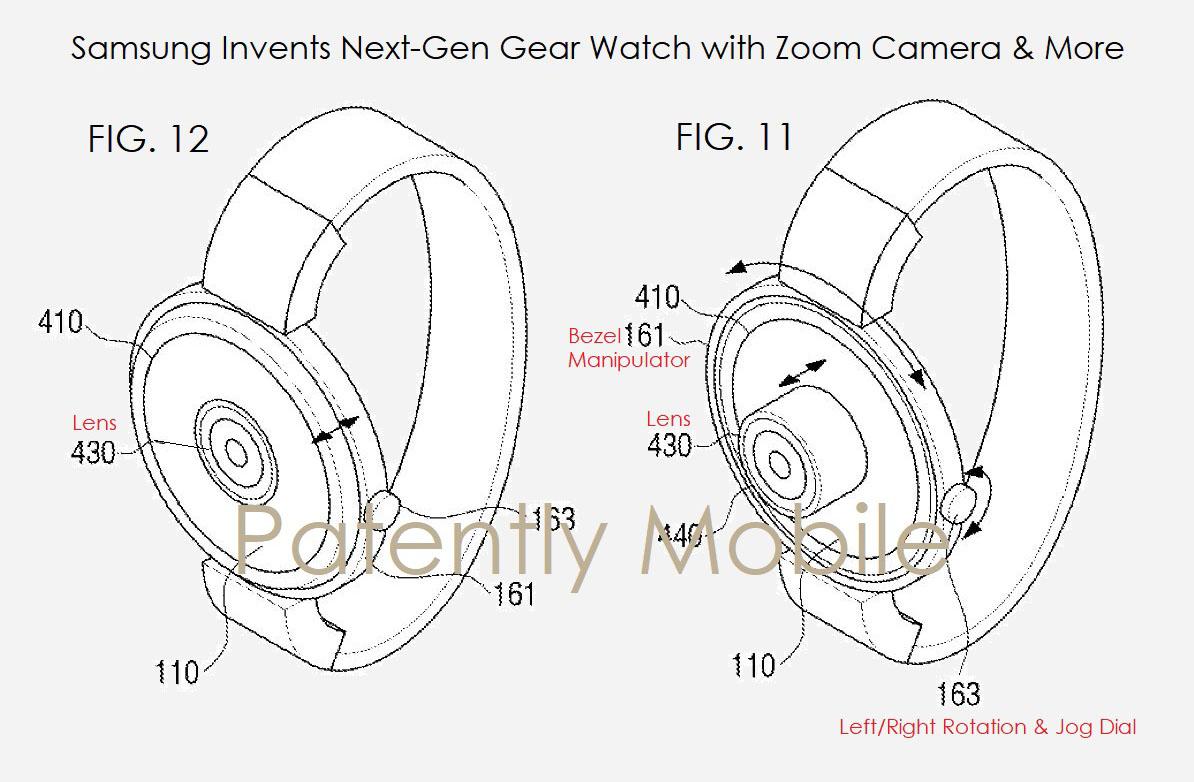 Smartwatchs : Samsung aimerait innover davantage