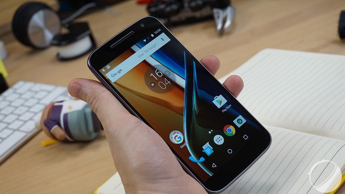 Malgré la promesse de Motorola, le Moto G4 n'aura pas le droit à Android 8.0 Oreo