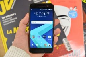 HTC 10 : la mise à jour vers Android 8.0 Oreo est suspendue