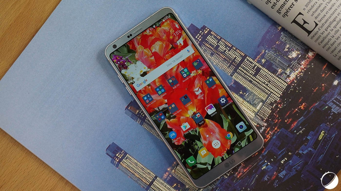 🔥 Bon Plan : le LG G6 est à 380 euros sur eBay