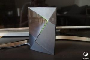 Nvidia Shield TV 2019 : bientôt prête pour la commercialisation