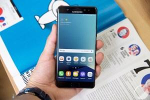 Boum ! Le Samsung Galaxy Note 7 a été certifié avec Android Oreo