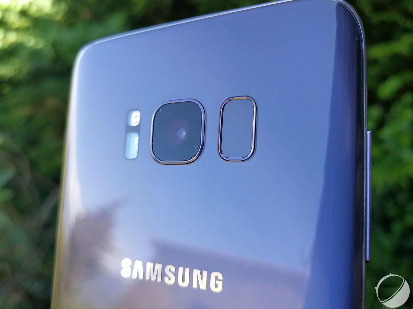 Samsung Galaxy S9 : toujours pas de scanner d'empreintes sous l'écran
