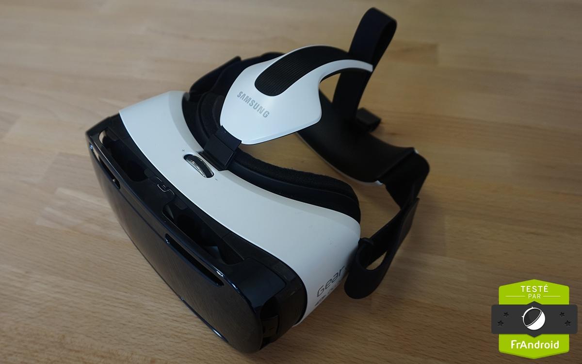 Gear VR : Samsung pourrait sortir un casque autonome avec une résolution folle