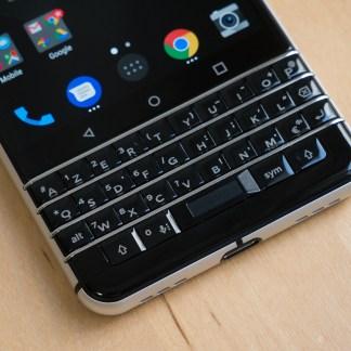 BlackBerry ou BlackBerry? Pour elle, le clavier physique est une obligation