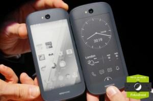 YotaPhone 3 : un nouveau smartphone avec écran E Ink à l'arrière est annoncé