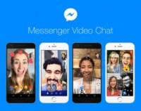 Facebook Messenger copie encore Snapchat pour ses appels vidéo