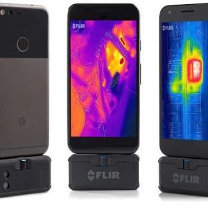Test du FLIR One Pro, la caméra thermique en USB-C