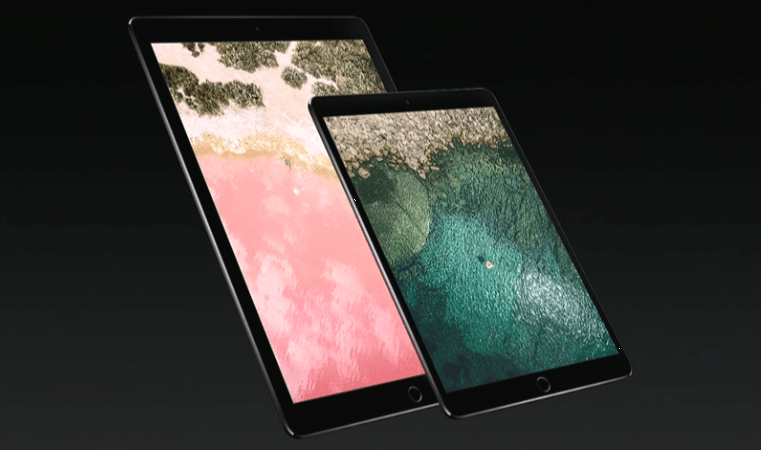 Apple iPad Pro : Apple A10X à six cœurs et un écran 120 Hz