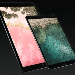 Apple iPad Pro : Apple A10X à six cœurs et un écran 120 Hz