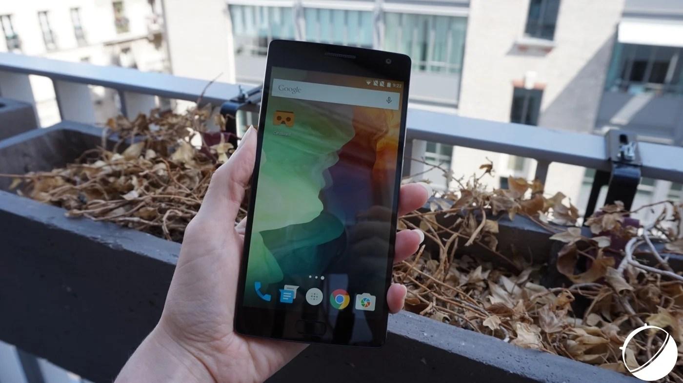 C'est officiel : le OnePlus 2 n'aura pas le droit à Android 7.0 Nougat