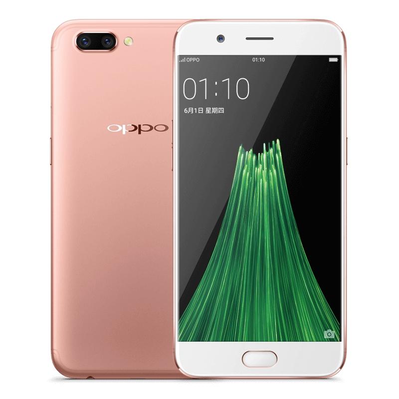 Oppo dévoile le R11 qui ressemble lui aussi à l'iPhone 7 Plus