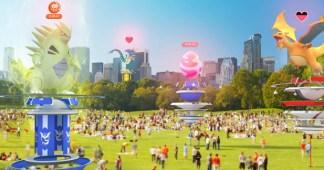 Pokémon Go : coopération, Pokémon légendaires… Plein de nouveautés dans une grosse mise à jour