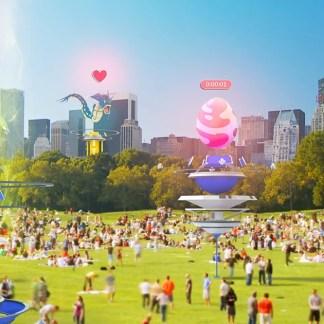 Pokémon GO : la mise à jour majeure est arrivée