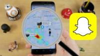 Snap Map : comment cacher sa position sur la carte de Snapchat