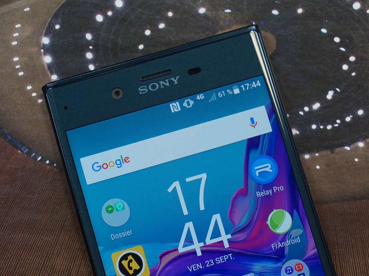 Android 8.0 Oreo : Sony poursuit sur sa belle lancée