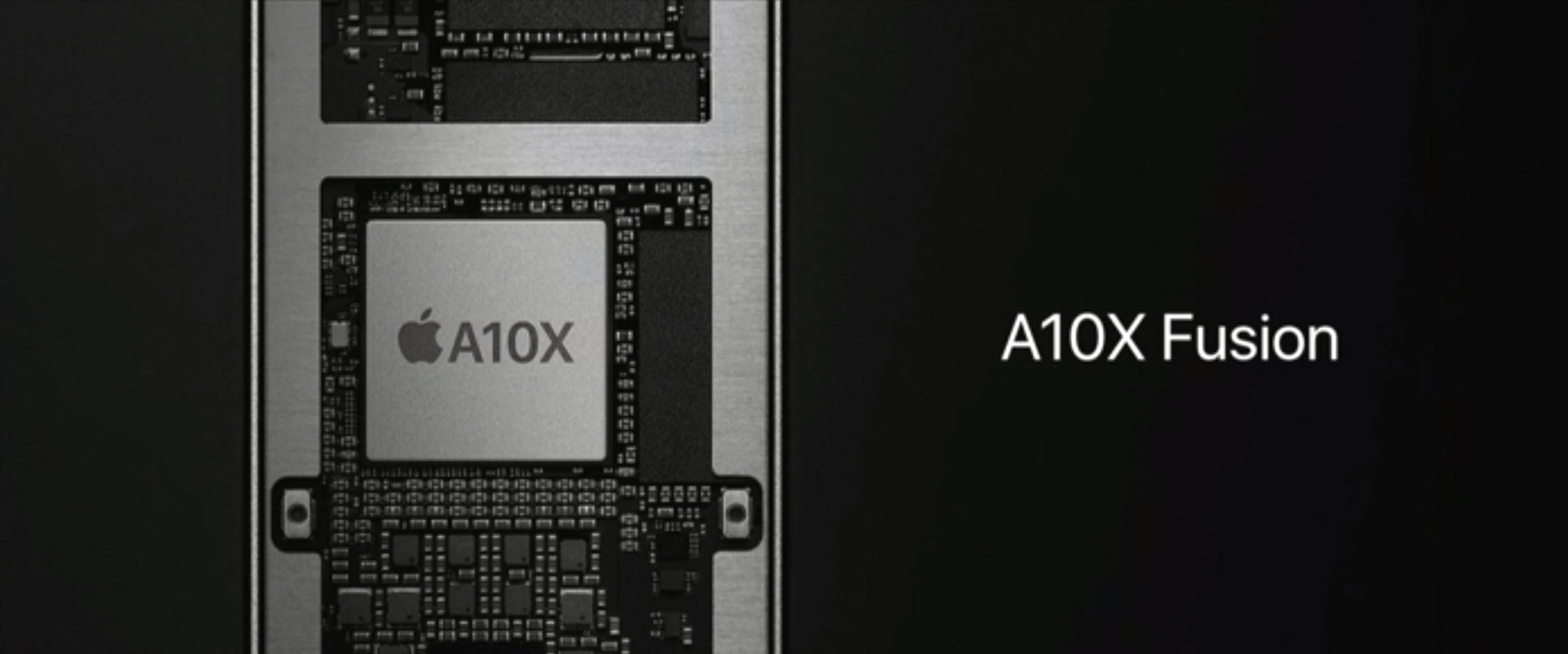 Déjà champion des performances, Apple passe à son tour au 10 nm pour ses processeurs