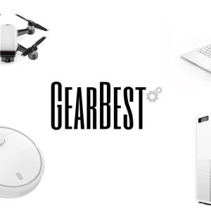6 offres de la semaine sur GearBest : DJI Mavic Pro, Xiaomi Air, Aspirateur Robot Xiaomi et Mi Band 2 en promotion
